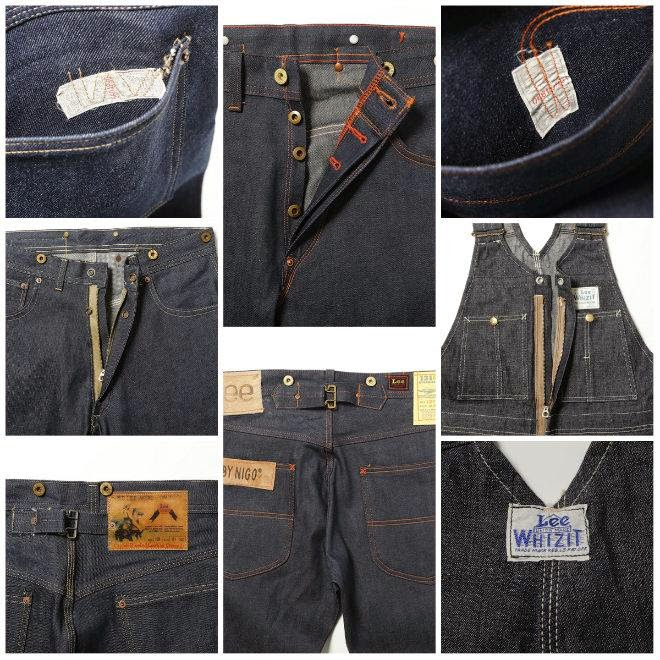 MOTIF DENIM SELVEDGE V6qguj